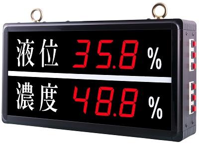 AD-00015  AD-2306AX  Voltage conversion display(4-20mA x2/DC24V)