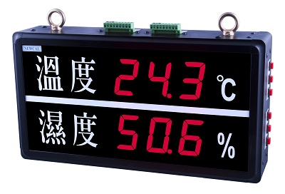 TH-00028 TH-2310AB  Temperature and humidity display(input:4-20mA /Output:4~20mA)