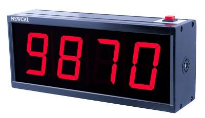 NPS-0037 NPS-1410BI  Production Display(Alarm Setting)